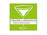 Logo Foodtruck Liquids-Cocktails Caravan Bar