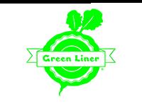 Logo Foodtruck Green Liner