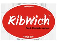Logo Foodtruck RibWich