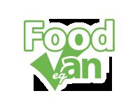 Logo Foodtruck Food Vegan