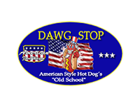 Logo Foodtruck Dawg Stop