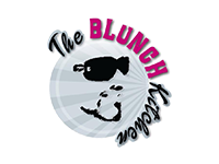 Logo Foodtruck The Blunch Kitchen