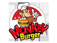 Logo Foodtruck MonkeyBurger