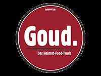 Logo Foodtruck Goud.
