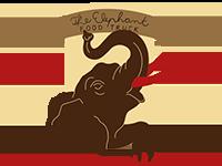 Logo Foodtruck The Elephant Foodtruck