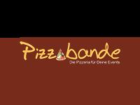 Logo Foodtruck Pizzabande