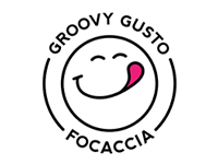 Logo Foodtruck Groovy Gusto