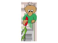 Logo Foodtruck Magic Noodle Cart