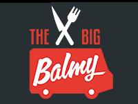 Logo Foodtruck The Big Balmy
