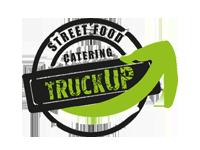 Logo Foodtruck Truck up