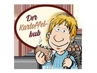Logo Foodtruck Kartoffelbub