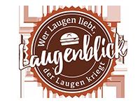 Logo Foodtruck Laugenblick