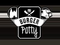 Logo Foodtruck Burger Patty