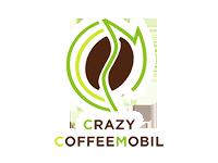 Logo Foodtruck Crazycoffeemobil