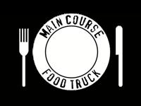 Logo Foodtruck Main Course Foodtruck