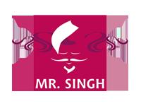 Logo Foodtruck Mr. Singh