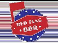 Logo Foodtruck Red Flag BBQ