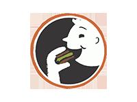 Logo Foodtruck Biten - BUTTER. BROT. BIO.