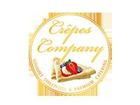 Logo Foodtruck Crêpes Company