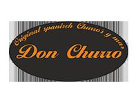 Logo Foodtruck Don Churro