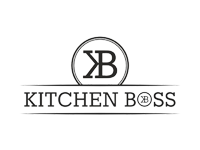 Logo Foodtruck Kitchen Boss