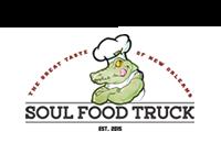 Logo Foodtruck Soul Food Truck