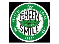 Logo Foodtruck My Green Smile