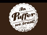 Logo Foodtruck Die dollen Knollen - Puffermanufaktur
