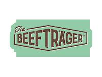 Logo Foodtruck Die Beefträger