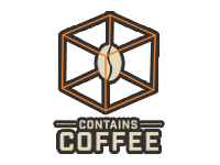 Logo Foodtruck Contains Coffee