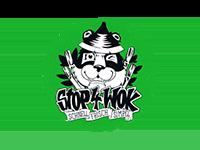 Logo Foodtruck Stop4Wok
