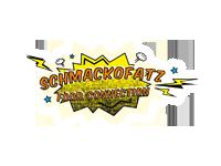 Logo Foodtruck Schmackofatz Food Connection