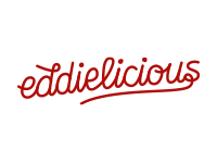 Logo Foodtruck eddielicious mexican streetfood