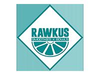 Logo Foodtruck Rawkus München