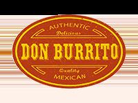 Logo Foodtruck Don Burrito