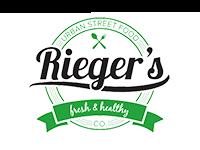 Logo Foodtruck Rieger's Urban Street Food