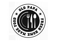 Logo Foodtruck Old Papa Cuban Streetfood