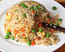 أرز مقلي ميكس