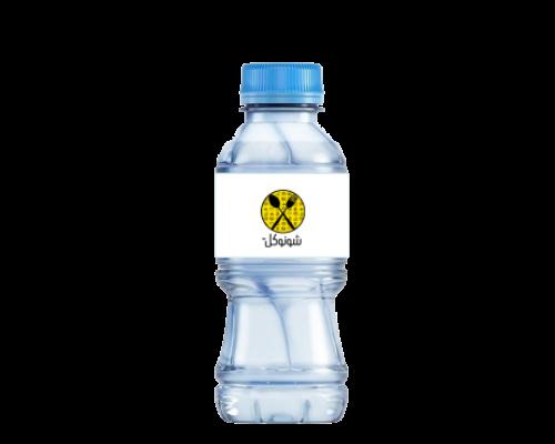 مياه معدنية صغيرة
