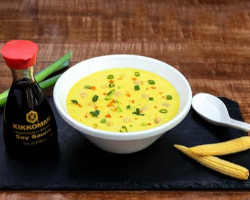 Asian Corn Soup
