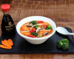 Beef Red Curry Soup
