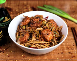 Red Chili Buttery Shrimp