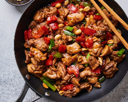 Kong Pao Chicken