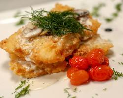 Fish Hamour & White Sauce