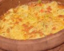 فخارة مكرونة فيتوتشيني