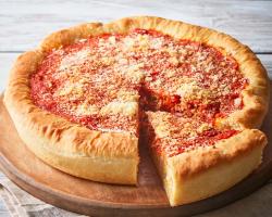 بيتزا شيكاغو