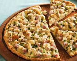 بيتزا كوردون بلو