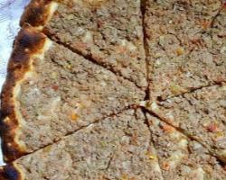 منقوشة لحم بقري مشوي