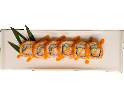 Spicy crispy Tuna Roll Maki