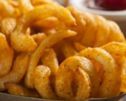 Potato Curly